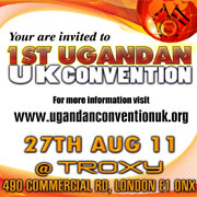 Ugandan Convention UK