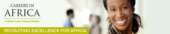 Careers in Africa recruits exceptional talent for emerging markets. Start your career at www.careersinafrica.com