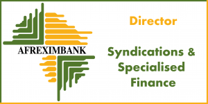 Director Specialised Finance