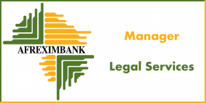 Manager Legal Services