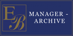 Manager - Archive